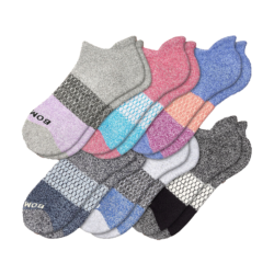 Womens Bombas Socks