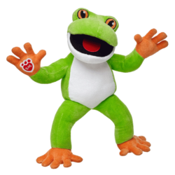 Tree Frog Stuffed Animal