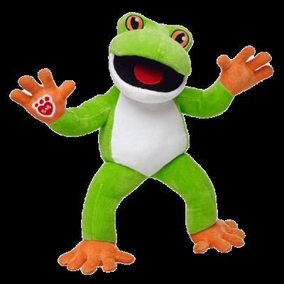 Tree Frog Stuffed Animal